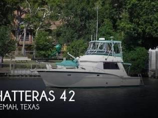 Hatteras 42