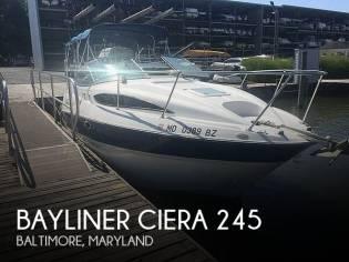 Bayliner Ciera 245
