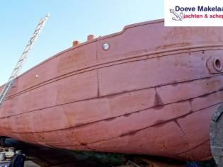 Dutch Barge casco 19.50