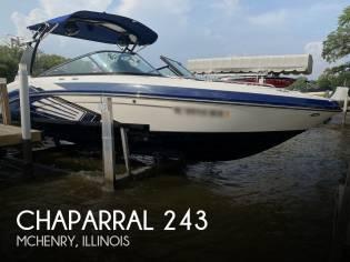 Chaparral Vortex 243 VRX