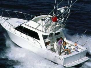 Cabo 35 Flybridge Sportfisher