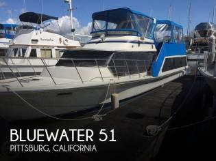 Bluewater 51 Coastal Cruiser