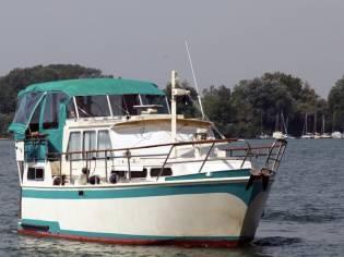 TJEUKEMEER 1080 AK Motorboot Kruiser GUTER