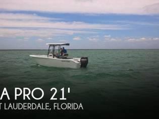 Sea Pro 219 Center Console
