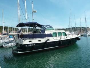 Aquanaut Drifter Trawler 1500 AK