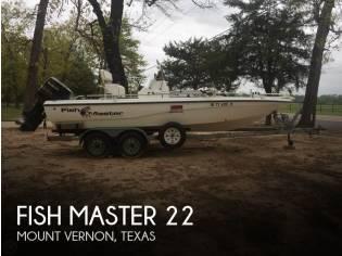 Fish Master Travis Edition 22
