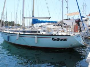 DUFOUR 4800 FJ44323