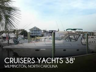Cruisers Yachts 3372 Express