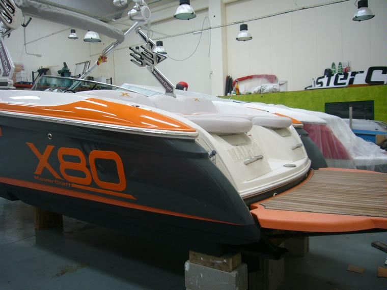 Mastercraft X80 En Port Ginesta Barcos A Motor De