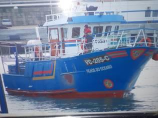 Barco pesca profissional