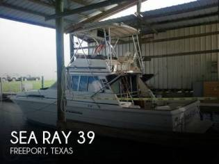 Sea Ray 390 Sedan Bridge