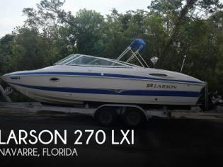 Larson 270 LXI BR