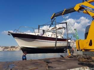 Nautica Esposito Gozzo 750