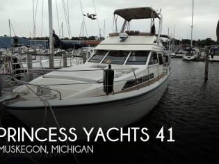 Princess Yachts 414