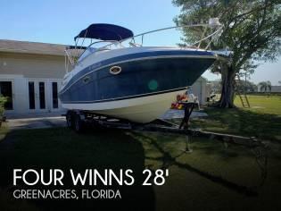 Four Winns Vista 258