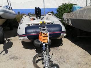 Neumatica Yamaha con motor Evinrude 8cv