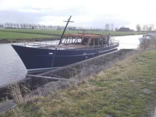 Custom Built Trawler 53