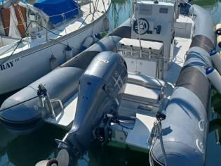 Cantiere Capelli CAPELLI TEMPEST 700 FISHING