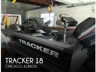 Tracker Targa 18