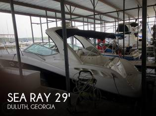 Sea Ray 290-Sundancer