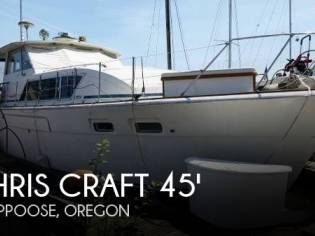 Chris-Craft 45 Commander MY