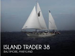 Island Trader 38 Masthead Ketch