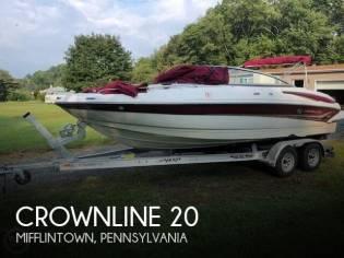 Crownline 220 LS