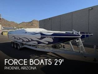 Force Boats Offshore