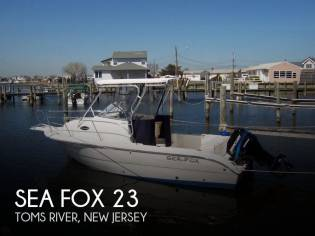 Sea Fox 230 Walk Around