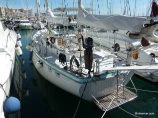 Wind 44 Ketch