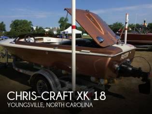 Chris-Craft XK 18