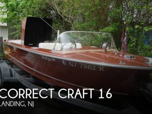 Correct Craft Mustang 16