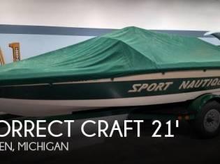 Correct Craft Sport Nautique