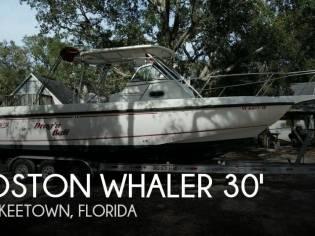 Boston Whaler 290 outrage