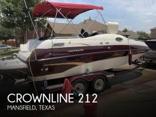 Crownline 212 DB