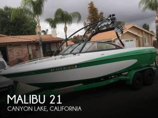 Malibu Wakesetter VLX 21
