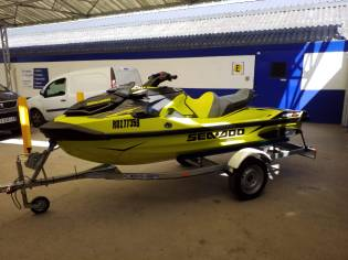 Sea doo RXT X300