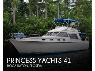 Princess Yachts 412-2