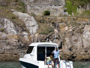 Rodman 810 Fisher&Cruiser
