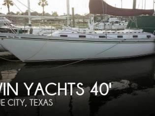 Irwin Yachts 40 MK II