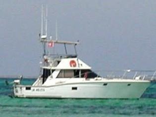 TROJAN FISHING 36