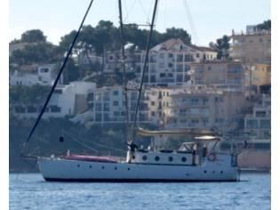 Custom Bluewater Sailingyacht