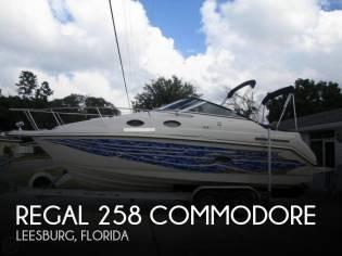 Regal 258 Commodore