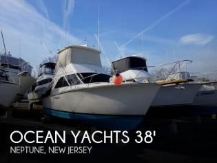 Ocean Yachts 38 Super Sport