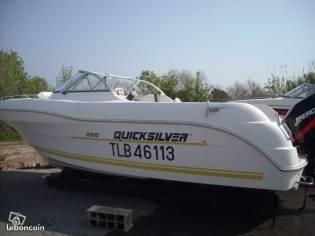 Quicksilver 580 Open