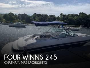 Four Winns 245 Sundowner