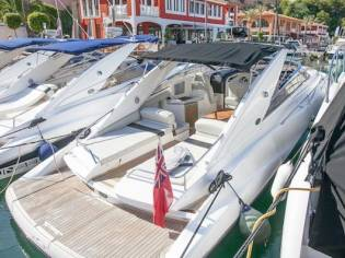 Sunseeker Superhawk 43