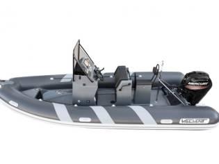 Valiant 580 Sport Fishing