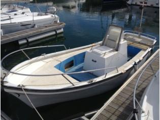 Fibramar 600 Pesca-Paseo