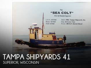 Tampa Shipyards Inc 41